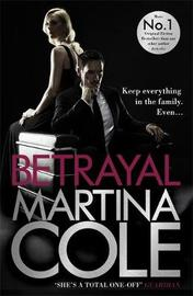 Betrayal by Martina Cole