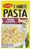 Maggi 3 Minute Pasta - Cheese & Bacon (8 Packs x 70g)
