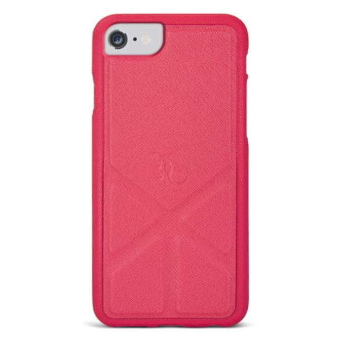 Gecko Origami Case for iPhone 7/6/6s - Coral image