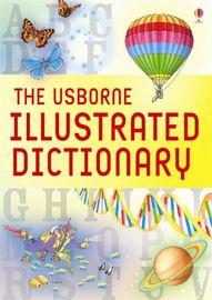 Usborne Illustrated Dictionary by Jane Bingham image