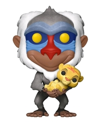 The Lion King - Rafiki (Flocked Ver.) Pop! Vinyl Figure