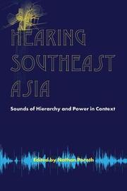 Hearing Southeast Asia