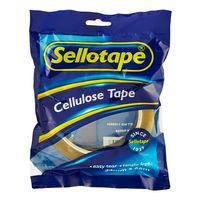 Sellotape: Cellulose Tape (24mmx66m)