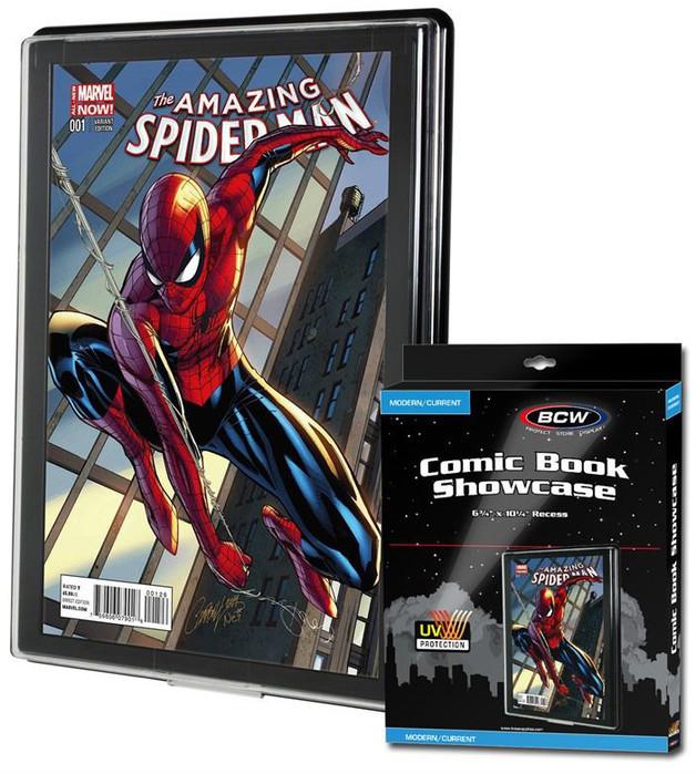 BCW: Comic Book Showcase - Current (UV Resist)