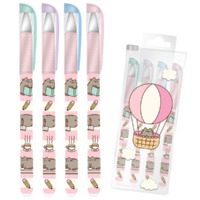 Pusheen the Cat - Gel Pen Set (4-Pack)