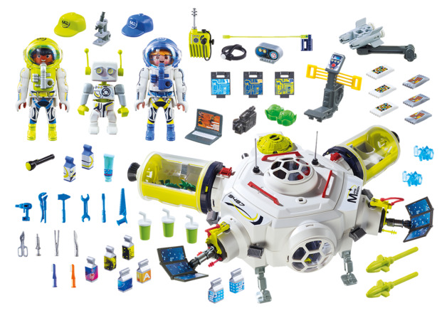 Playmobil: Space - Mars Space Station (9487)