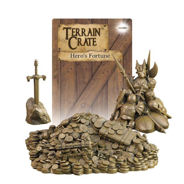 Terraincrate: Hero's Fortune