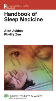 Handbook of Sleep Medicine by Alon Y Avidan