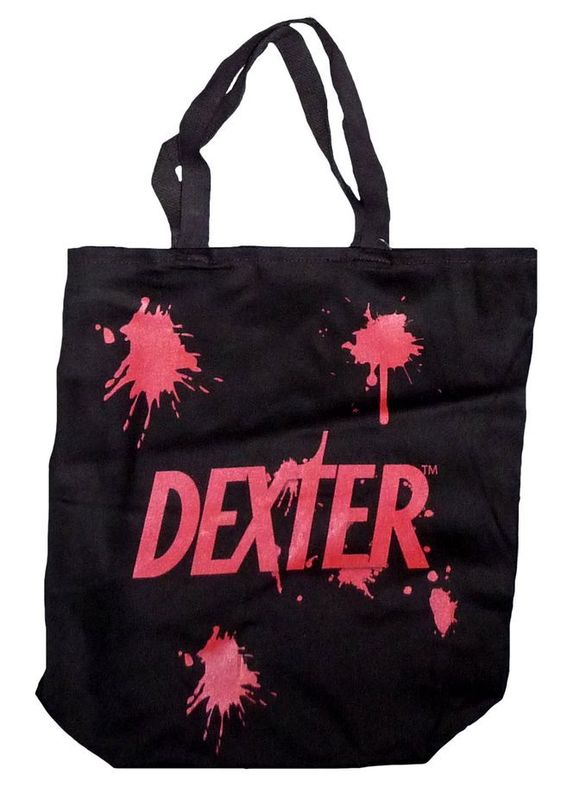 Dexter - Logo Splatter Kill Bag