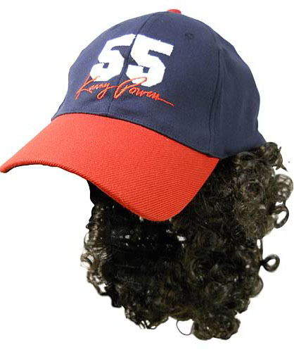 Eastbound   Down Kenny Powers Mullet Hat  ea097bd77b2