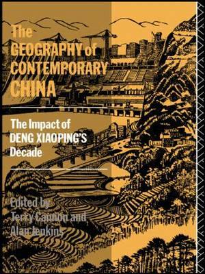 The Geography of Contemporary China image