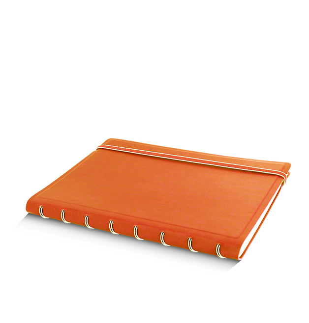 Filofax - A5 Notebook - Orange