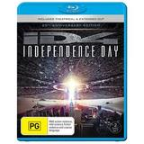 Independence Day on Blu-ray