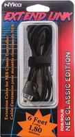 Nyko Extend Link Extension Cable for NES Classic Controller for Nintendo Wii U