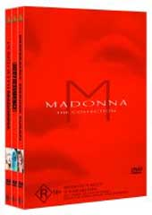Madonna Box Set on DVD