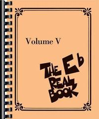 The E-Flat Real Book by Hal Leonard Publishing Corporation image