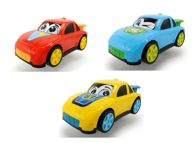 Dickie Toys: Happy Runner - Car