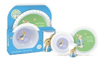 Beatrix Potter: Peter Rabbit - 3-Piece Dinner Set