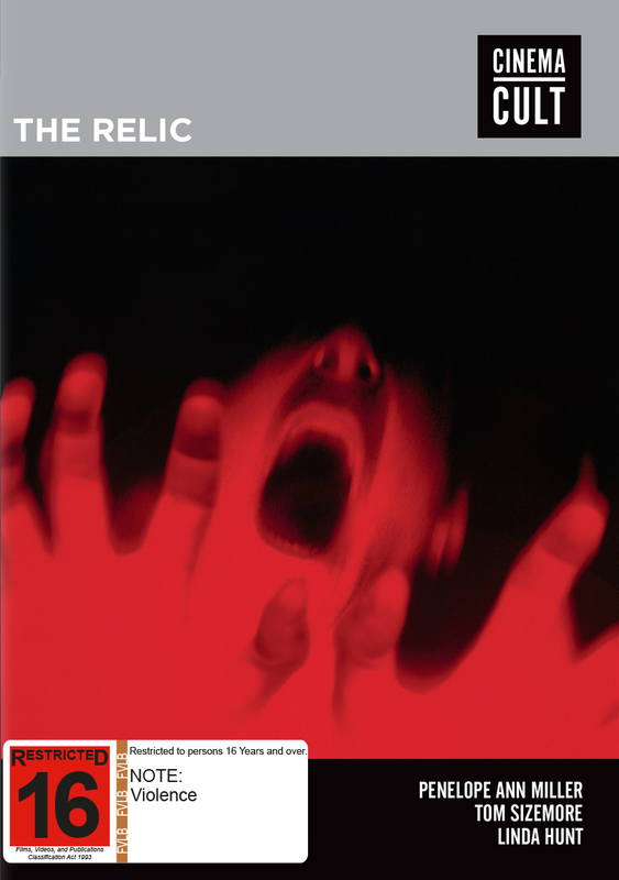 Cinema Cult - The Relic on DVD