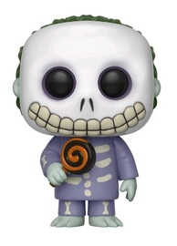 The Nightmare Before Christmas - Barrel Pop! Vinyl Figure