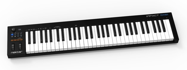 Nektar GX61 61 Key USB Keyboard