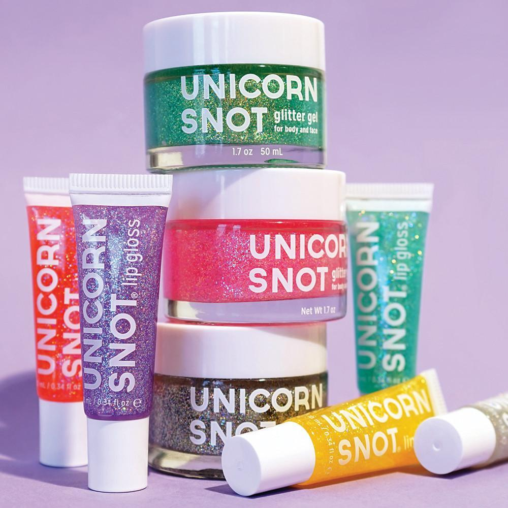 Unicorn Snot: Body Glitter Gel - Silver image