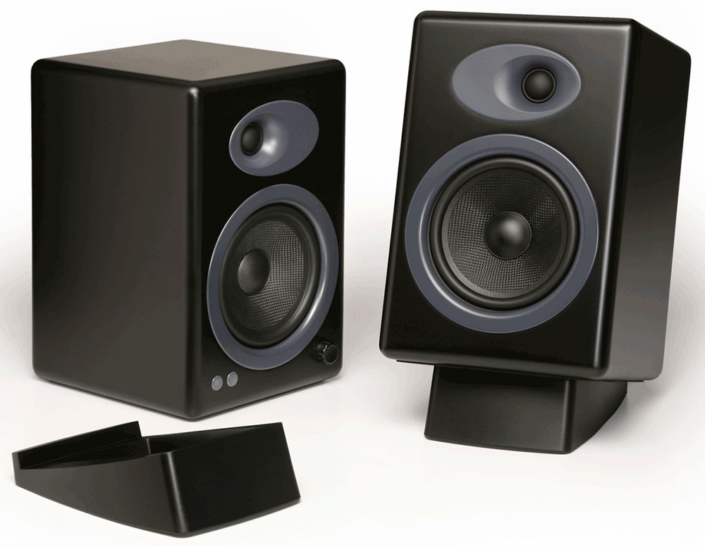 Audioengine: DS2 Desktop Speaker Stands (Med/Lrg) image