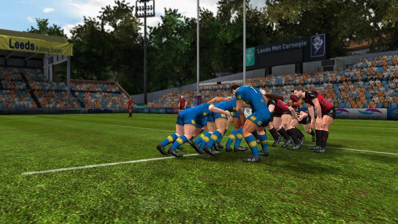Rugby League Live for PC Games image
