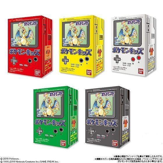 Pokemon Kids (First Generation Reissue) - Blind Box image