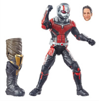 "Marvel Legends: Ant-man - 6"" Action Figure"