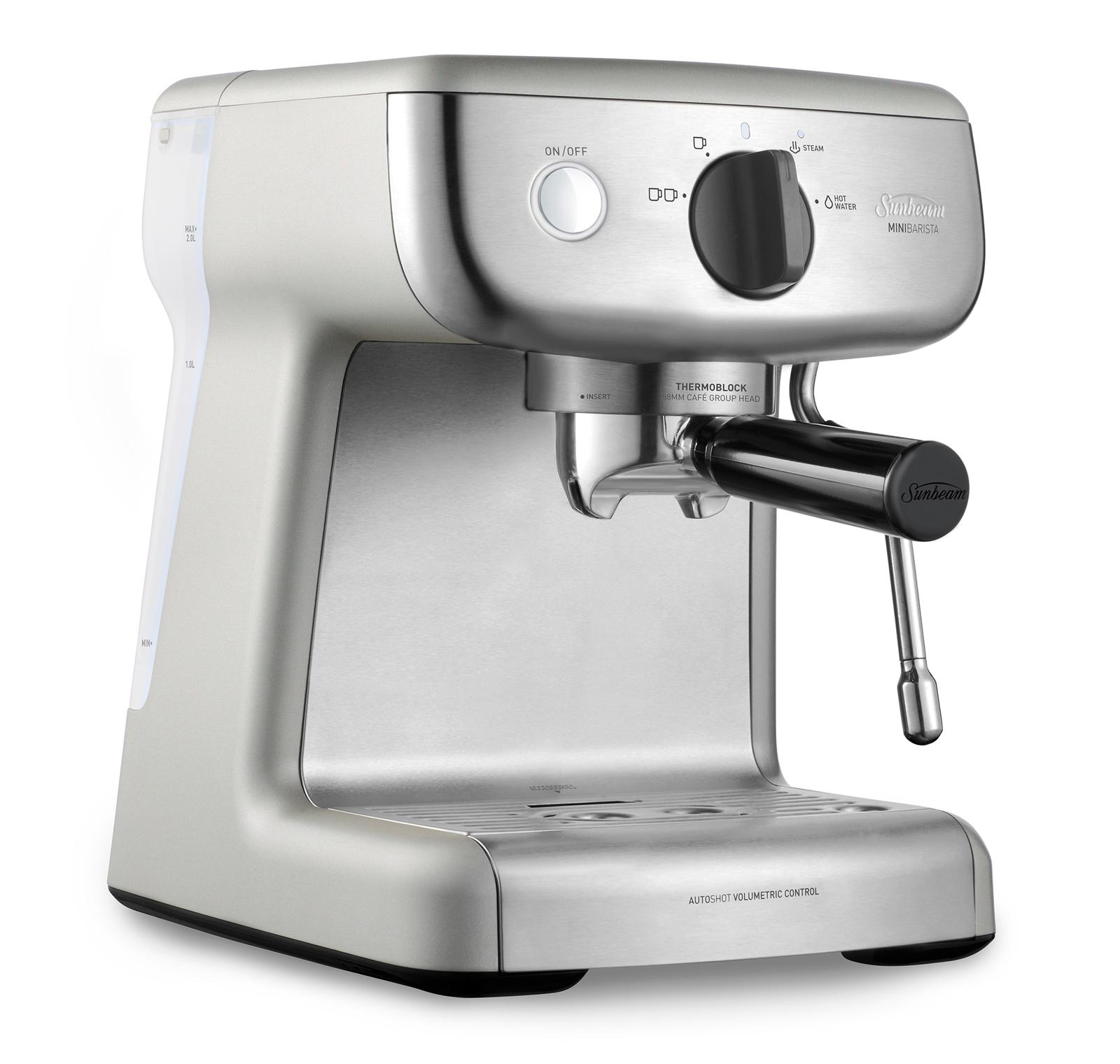 Sunbeam: Mini Barista Espresso Machine image