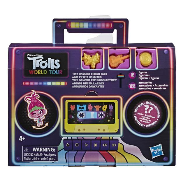 Trolls World Tour: Tiny Dancers - Mystery Friend Pack (Blind Box)