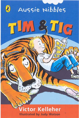 Tim and Tig by Victor Kelleher image