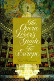 OPERA LOVER'S GUIDE TO EUROPE image