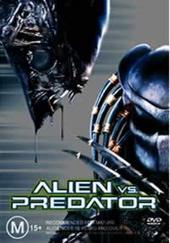 Alien Vs Predator (Single Disc) on DVD