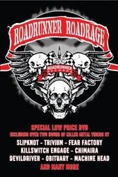 Roadrunner Roadrage 2005 on DVD
