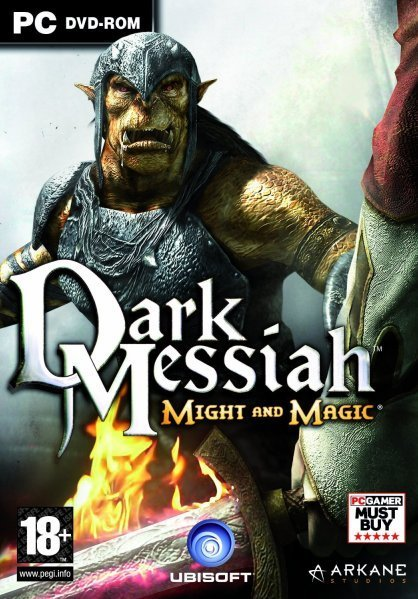 Dark Messiah of Might & Magic for PC Games