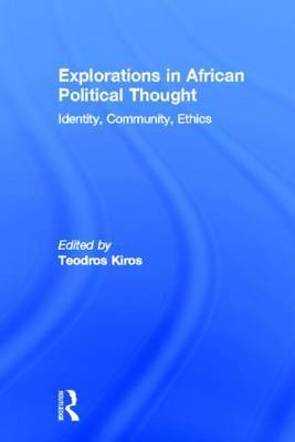 Explorations in African Political Thought image