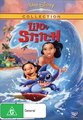 Lilo & Stitch on DVD