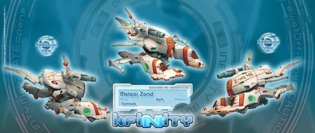 Meteor Zond (Remote)