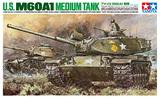 Tamiya 1:35 US M60A1 Tank