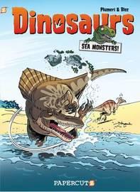 Dinosaurs #4: A Game of Bones! by Arnaud Plumeri