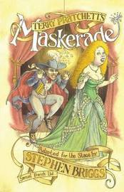 Maskerade: Playtext (Discworld) by Stephen Briggs