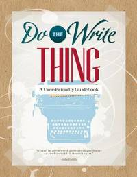 Do the Write Thing by Jodie Randisi