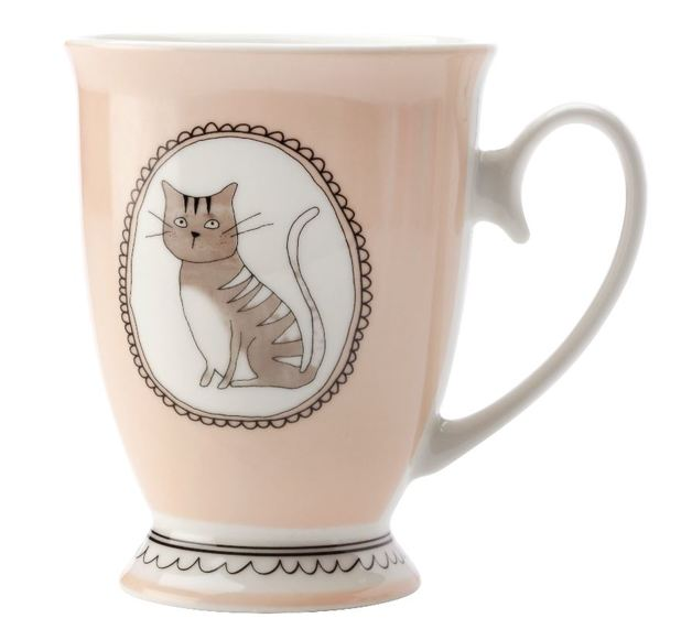 Maxwell & Williams: Purrfect Mug (Cream)