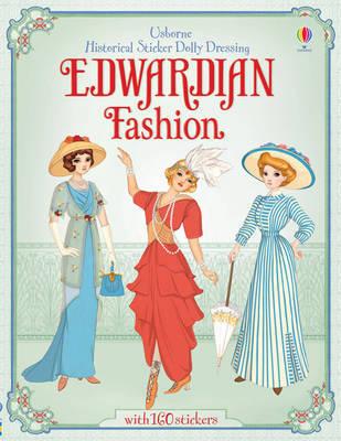 Sticker Dolly Dressing Historical Edwardian Fashion by Emily Bone