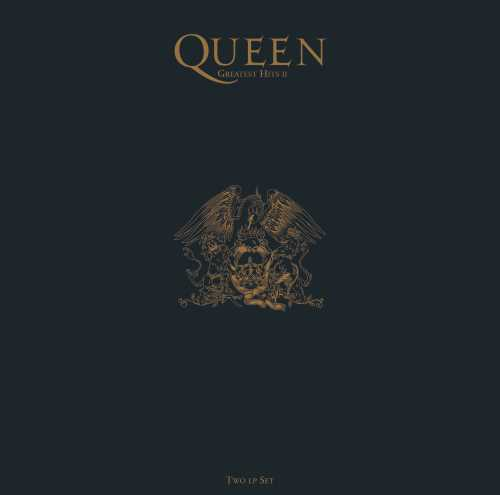 Greatest Hits II - (Remastered 2011) by Queen image