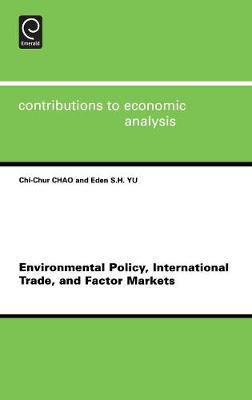 Environmental Policy, International Trade and Factor Markets image