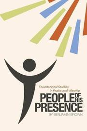 People of His Presence by Benjamin Brown image