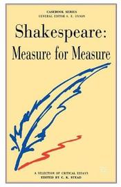 Shakespeare: Measure for Measure image